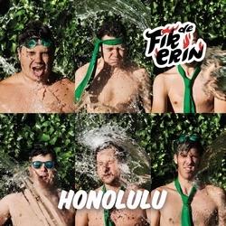 De Fik Erin - Honolulu   CD-Single