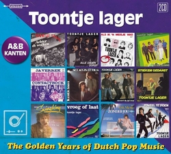 Toontje Lager - The Golden Years Of Dutch Pop Music A&B's  CD2