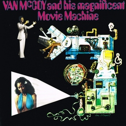 Van McCoy ‎- And His Magnificent Movie Machine (Ltd)  CD