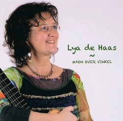 Lya de Haas - Moan over Vinkel   CD