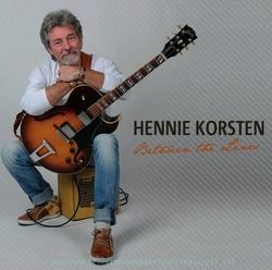 Hennie Korsten - Between the lines   CD