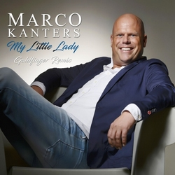 Marco Kanters - My Little Lady (Goldfinger Remix)  CD-Single