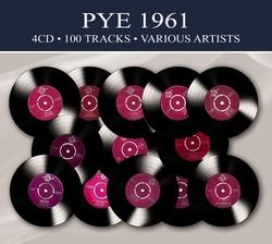 Pye 1961 - Various  CD4