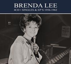 Brenda Lee - Singles & Ep's 1956-1962 ,5036408198525  CD4