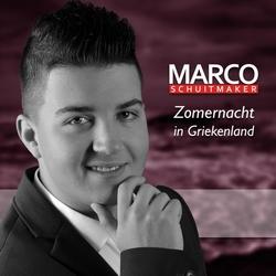 Marco Schuitmaker - Zomer In Griekenland  3Tr. CD Single