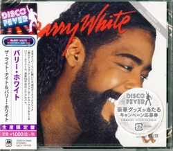 Barry White - The Right Night & Barry White Ltd.  CD