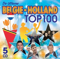 De Ultieme Belgie - Holland Top 100  CD5