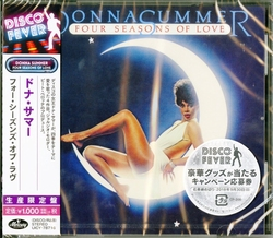 Donna Summer - Four Seasons of Love  Ltd.  CD