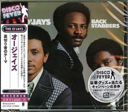 The O'Jays - Back Stabbers Ltd.  CD