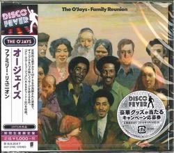 The O'Jays - Family Reunion Ltd.  CD
