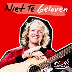 Jelle B. - Niet Te Geloven  CD-Single