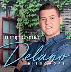 Delano Bisschops - In mijn dromen  CD-Single