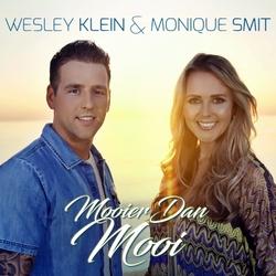 Wesley Klein & Monique Smit - Mooier Dan Mooi  CD-Single