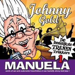 Johnny Gold - Manuela  2Tr. CD Single