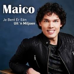 Maico - Je Bent Er Eén Uit 'n Miljoen  CD-Single
