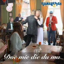 Lamaketta's - Doe Mie Die Da Ma  CD-Single