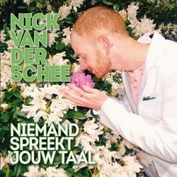 Nick van der Schee - Niemand spreekt jouw taal  CD-Single