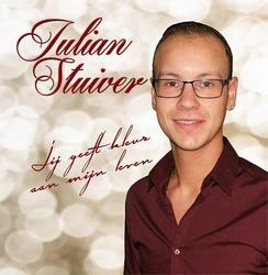 Julian Stuiver - Jij geeft kleur aan mijn leven  CD-Single