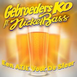 Gebroeders Ko ft. Nickelbass - Een Atje Voor De Sfeer  CD-Single