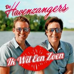 Havenzangers - Ik Wil Een Zoen  CD-Single