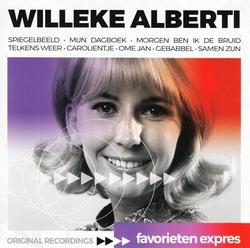Willeke Albert1 - Favorieten Expres  CD