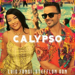 Luis Fonsi feat Stefflon Don - Calypso  2Tr. CD Single