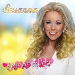 Susanna - Zomerliefde  CD-Single