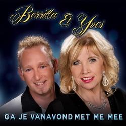 Berritta & Yves - Ga je vanavond met me mee  CD-Single