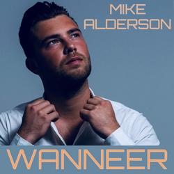 Mike Alderson - Wanneer  CD-Single
