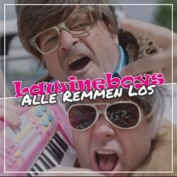 Lawineboys - Alle Remmen Los  CD-Single