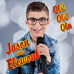 Jason van Elewout - Olé olé ola   CD-Single