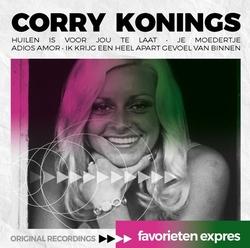 Corry Konings - Favorieten Expres  CD