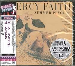 Percy Faith - Summer Place '76 Ltd.  CD