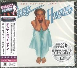 Thelma Houston - Any Way You Like It Ltd.  CD