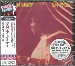Gloria Gaynor ‎- Love Tracks Ltd.  CD
