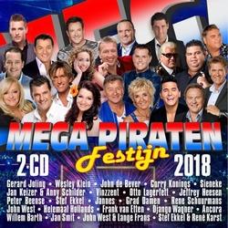 Mega Piraten Festijn 2018  CD2