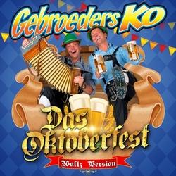 Gebroeders Ko - Das Oktoberfest   CD-Single