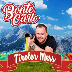 Bonte Carlo - Tiroler Mess  CD-Single