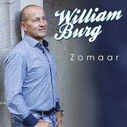 William Burg - Zomaar  CD-Single