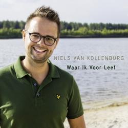 Niels van Kollenburg - Waar Ik Voor Leef  CD-Single