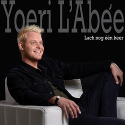 Yoeri L'Abee - Lach nog één keer   CD-Single