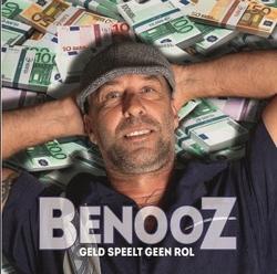 BenooZ - Geld speelt geen rol  CD-Single