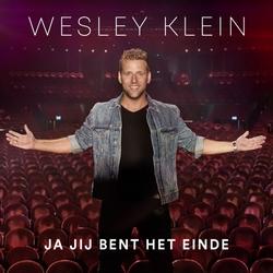 Wesley Klein - Ja Jij Bent Het Einde  CD-Single