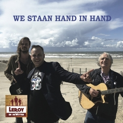 Leroy en  DeWitten - We staan hand in hand  CD-Single