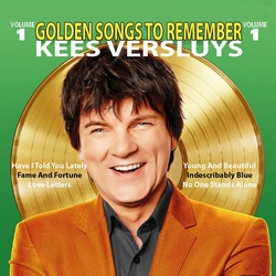 Kees Versluys - Golden Songs To Remember Volume 1  EP-CD
