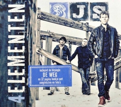 3JS - 4 elementen (limited edition)  CD+DVD