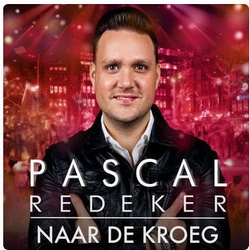 Pascal Redecer - Naar de kroeg  CD-Single