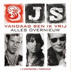 3Js - vandaag ben ik vrij  5Tr. CD Single