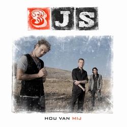 3JS - Hou van mij / drinklied  2Tr. CD Single
