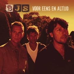 3JS - Voor eens en altijd  3Tr. CD Single
